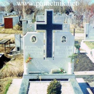 Надгробен паметник от мрамор Модел 47