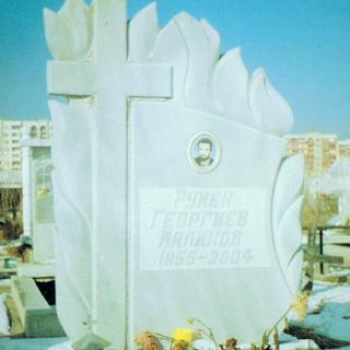 Надгробен паметник от мрамор Модел 45