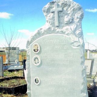 Надгробен паметник от мрамор Модел 61