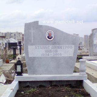 Надгробен паметник от мрамор Модел 56