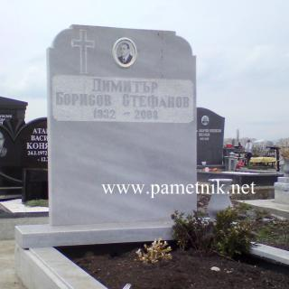 Надгробен паметник от мрамор Модел 42