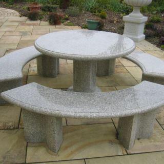 Градински Каменни пейки