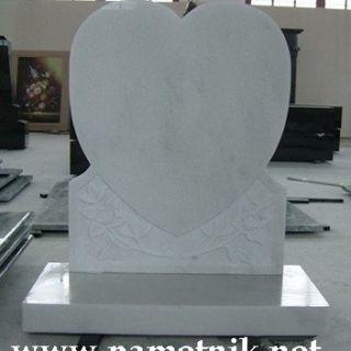 Надгробен паметник от мрамор Модел 72