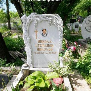 Надгробен паметник от мрамор Модел 71