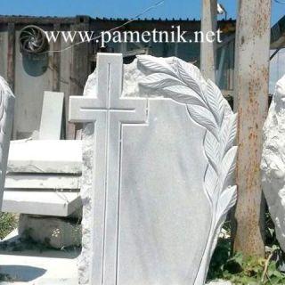 Надгробен паметник от мрамор Модел 1