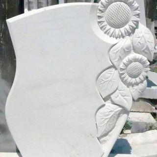 Надгробен паметник от мрамор Модел 2