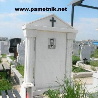 Надгробен паметник от мрамор Модел 31