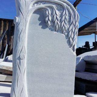 Надгробен паметник от мрамор Модел 4