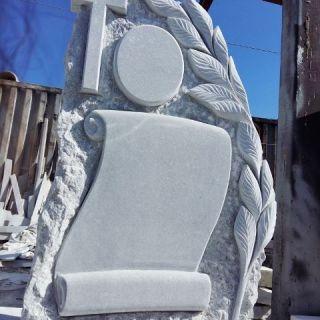 Надгробен паметник от мрамор Модел 5