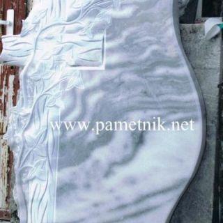 Надгробен паметник от мрамор Модел 10