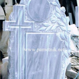 Надгробен паметник от мрамор Модел 9