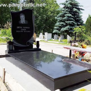 Надгробен паметник от гранит Модел 180