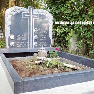 Надгробен паметник от гранит Модел 182