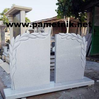 Надгробен паметник от мрамор Модел 86