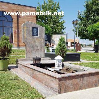 Надгробен паметник от гранит Модел 184