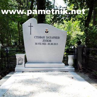 Надгробен паметник от мрамор Модел 85