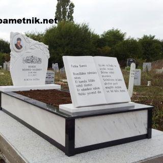 Надгробен паметник от мрамор Модел 89