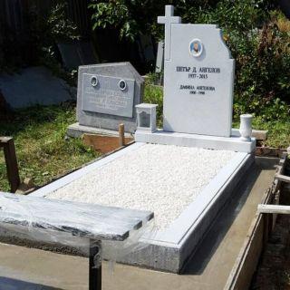 Надгробен паметник от мрамор Модел 90