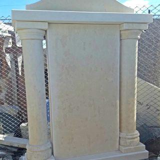 Надгробен паметник от варовик Модел 401