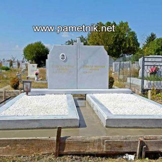 Надгробен паметник от мрамор Модел 307
