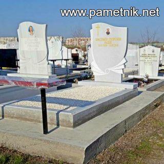 Надгробен паметник от мрамор Модел 301