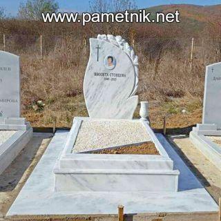 Надгробен паметник от мрамор Модел 304