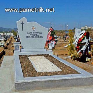 Надгробен паметник от мрамор Модел 99