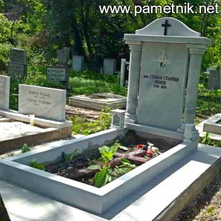 Надгробен паметник от мрамор Модел 97
