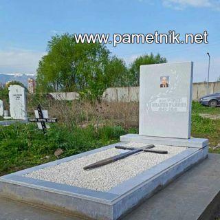 Надгробен паметник от мрамор Модел 98