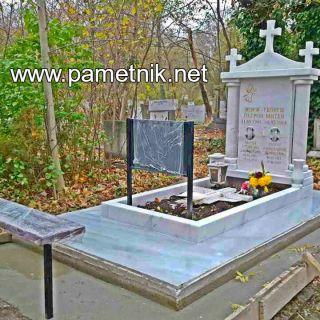 Надгробен паметник от мрамор Модел 303