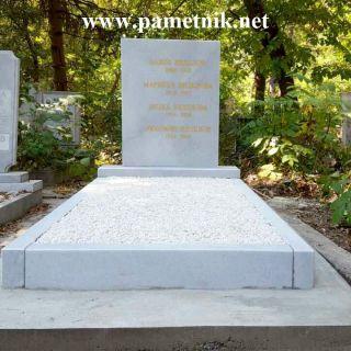 Надгробен паметник от мрамор Модел 318