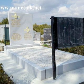 Надгробен паметник от мрамор Модел 310