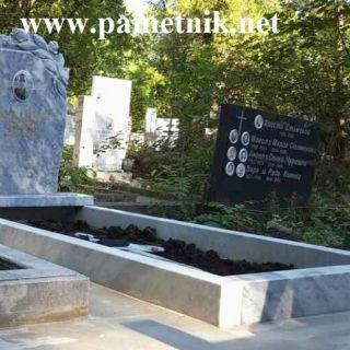 Надгробен паметник от мрамор Модел 315
