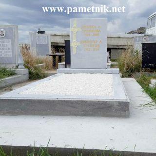 Надгробен паметник от мрамор Модел 317