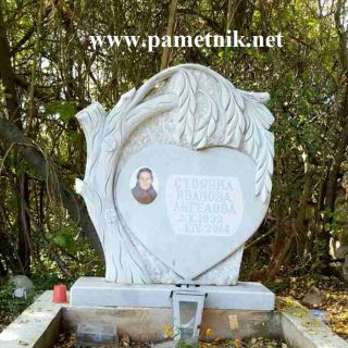 Надгробен паметник от мрамор Модел 311