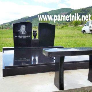 Надгробен паметник от гранит Модел 500