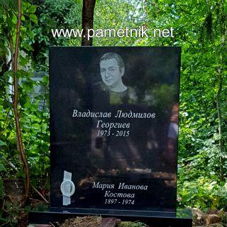 Надгробен паметник от гранит Модел 506