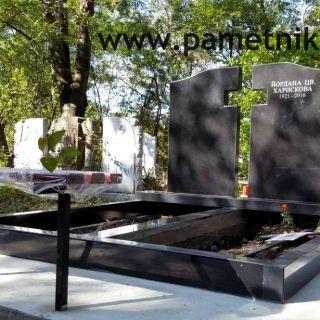 Надгробен паметник от гранит МОДЕЛ 702
