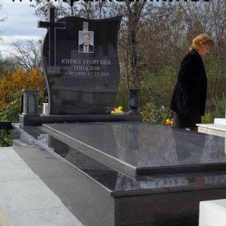 Надгробен паметник от гранит МОДЕЛ 703