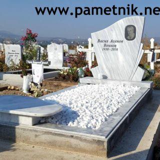 Надгробен паметник от мрамор Модел 601