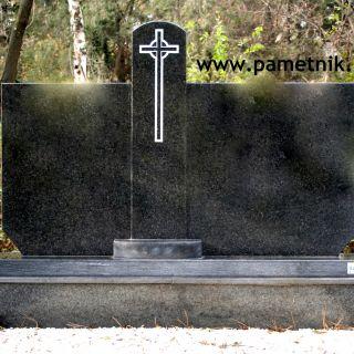 Надгробен паметник от гранит  МОДЕЛ 709