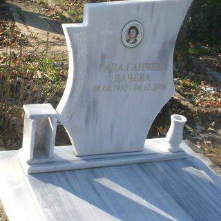 Надгробен паметник от мрамор МОДЕЛ 606