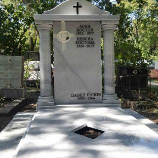 Надгробен паметник от мрамор Модел 605