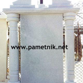 Надгробен паметник от мрамор Модел 604