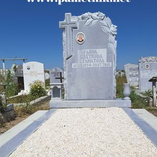 Надгробен паметник от мрамор Модел 608