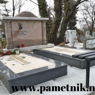 Надгробен паметник от гранит Модел 726