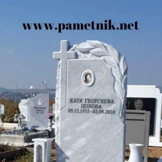 "Надгробен паметник от мрамор ""Модел 602"""