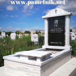 Надгробен паметник от гранит Модел 730