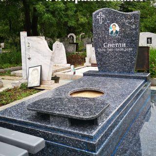 Надгробен паметник от гранит Модел 732